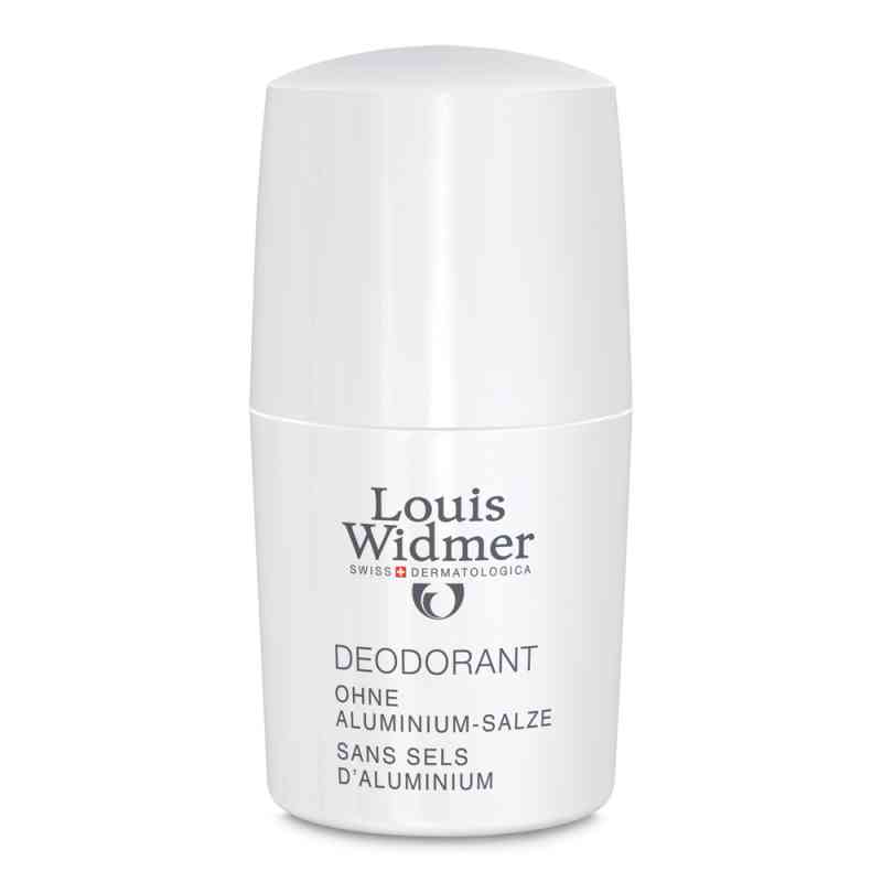 Louis Widmer dezodorant bez soli aluminium, lekko perfum  zamów na apo-discounter.pl