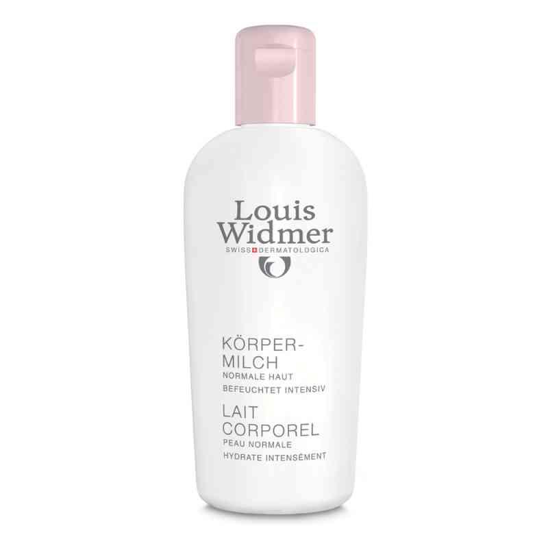 Louis Widmer mleczko do ciała, lekko perfum  zamów na apo-discounter.pl