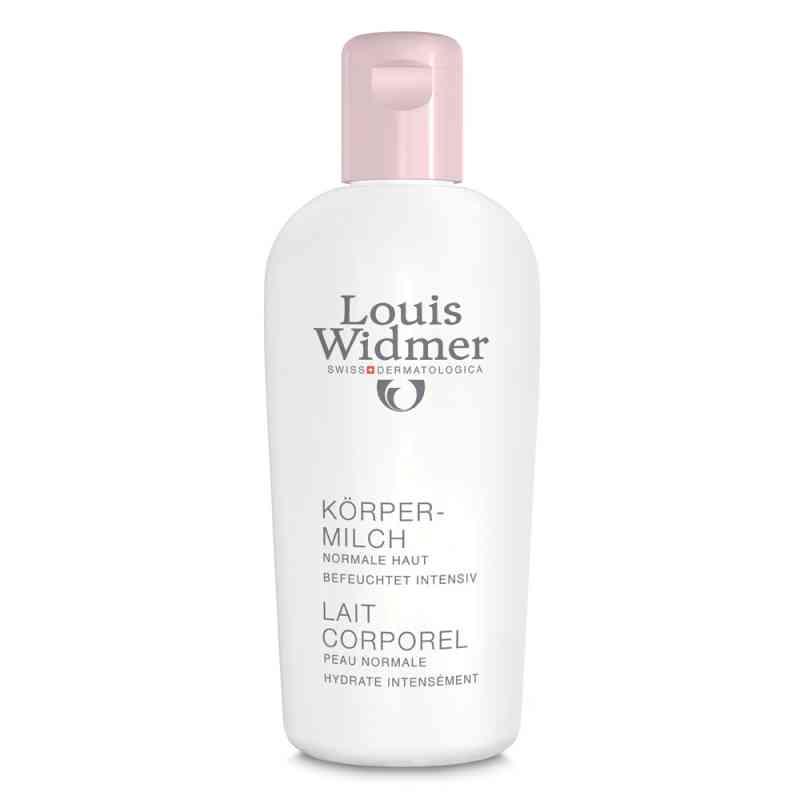 Louis Widmer mleczko do ciała, nieperfumowany zamów na apo-discounter.pl