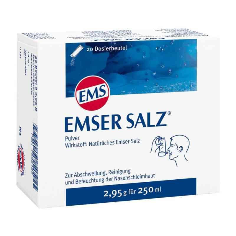 Emser sól emska, saszetki  zamów na apo-discounter.pl