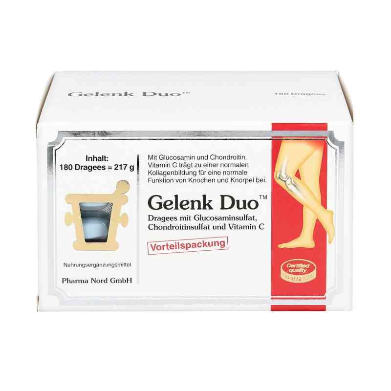 Gelenk Duo drażetki  zamów na apo-discounter.pl