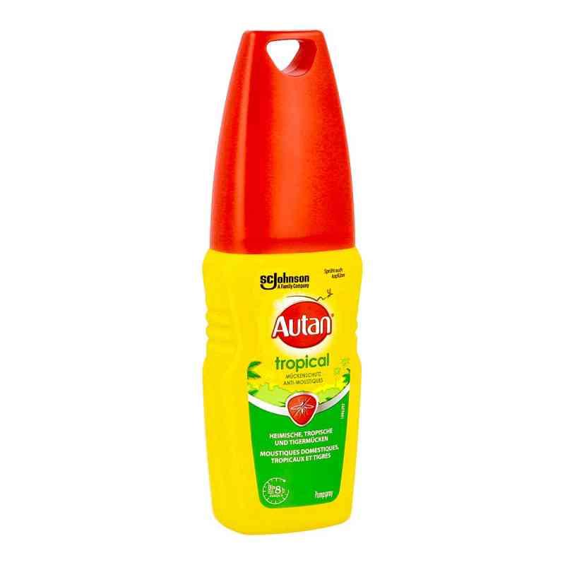 Autan spray tropikalny   zamów na apo-discounter.pl
