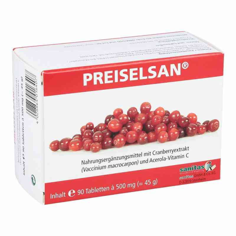 Preiselsan Tabl.  zamów na apo-discounter.pl
