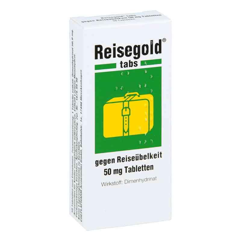 Reisegold Tabs gg. Reiseuebelkeit zamów na apo-discounter.pl