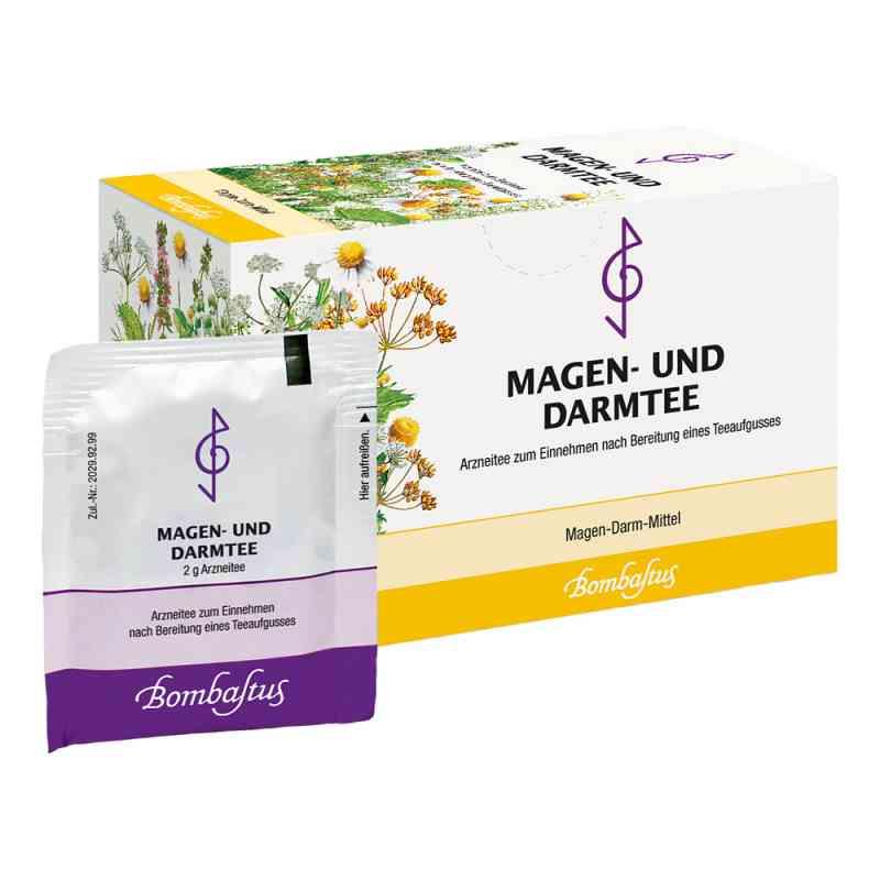 Magen Darm Tee Filterbtl.  zamów na apo-discounter.pl