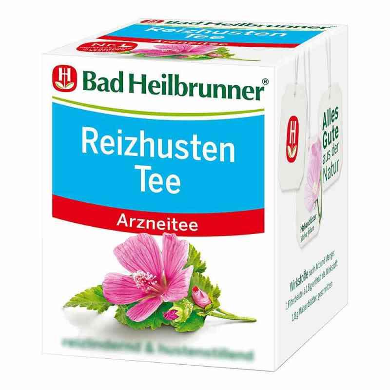 Bad Heilbrunner herbata na kaszel  zamów na apo-discounter.pl