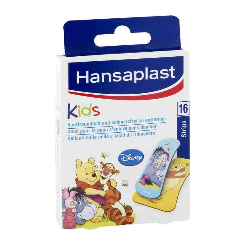 Hansaplast Plastry dla dzieci z Kubusiem Puchatkiem zamów na apo-discounter.pl