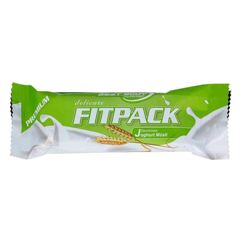 Best Body Fitpack jogurtowy baton o smaku musli  zamów na apo-discounter.pl