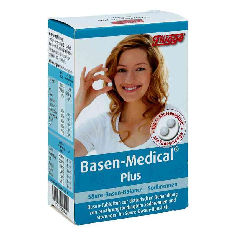 Flügge Basen-medical Plus Basen-tabletten zamów na apo-discounter.pl