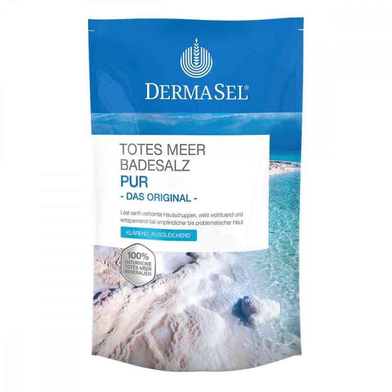 Dermasel czysta sól do kąpieli z Morza Martwego   zamów na apo-discounter.pl