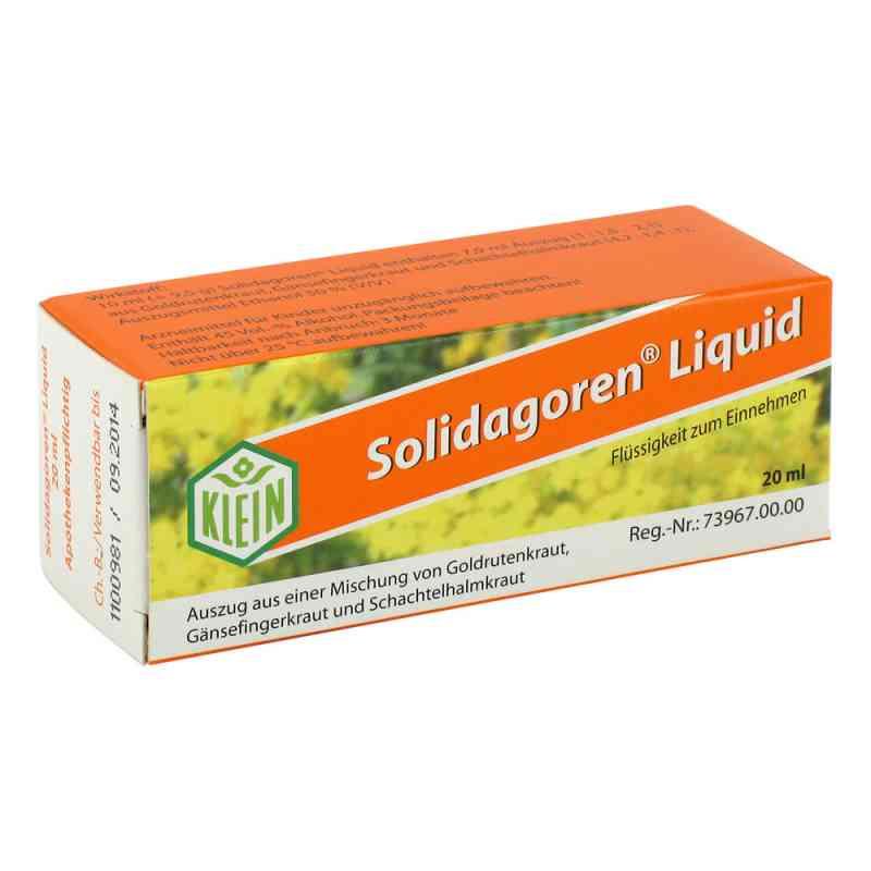 Solidagoren Liquid  zamów na apo-discounter.pl
