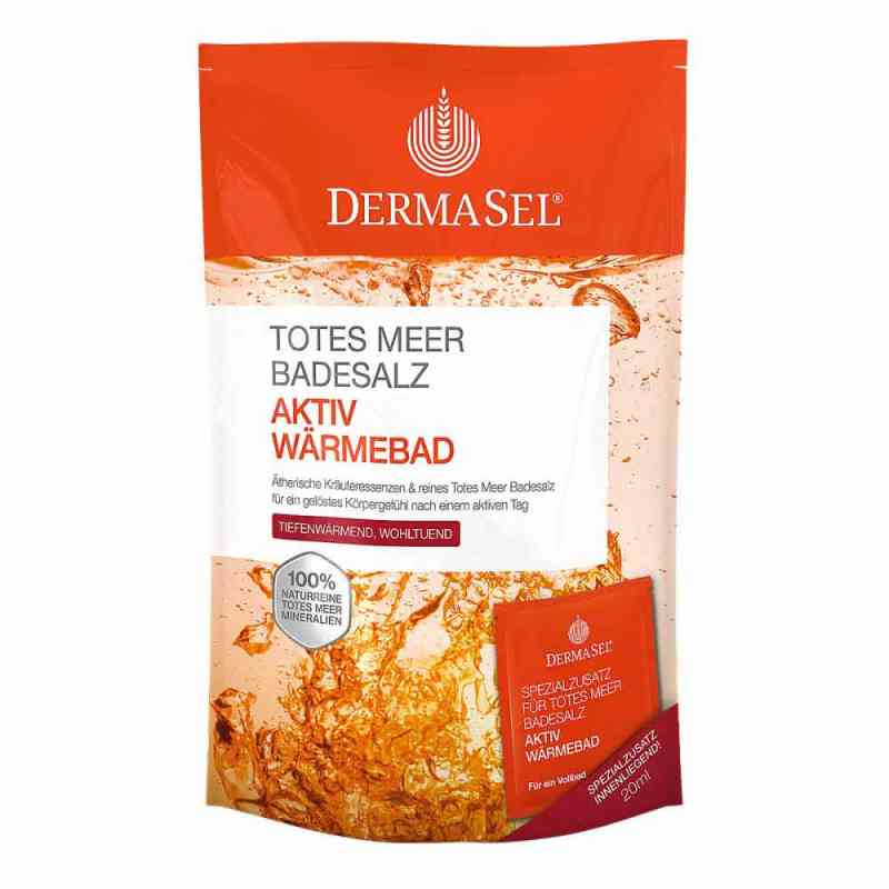 Dermasel Totes Meer Badesalz+aktiv Waerme Spa  zamów na apo-discounter.pl