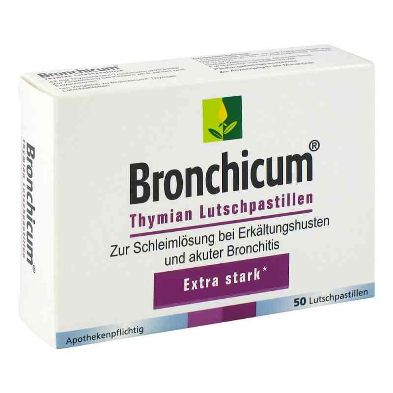 Bronchicum Thymian Lutschpastillen zamów na apo-discounter.pl