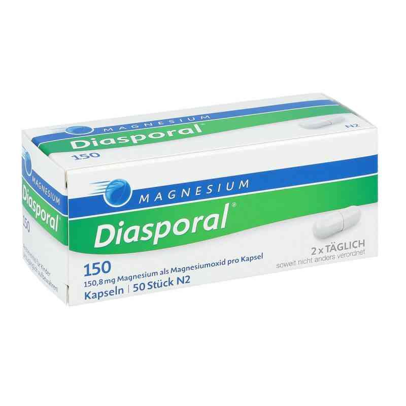 Magnesium Diasporal 150 Kapseln  zamów na apo-discounter.pl
