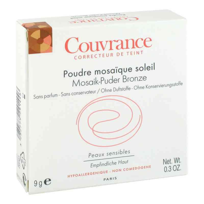 Avene Couvrance mozaikowy puder brązujący + lusterko zamów na apo-discounter.pl