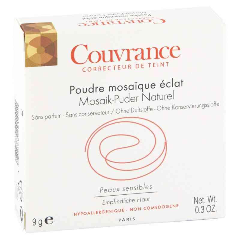 Avene Couvrance Mozaikowy puder naturalny z lusterkiem  zamów na apo-discounter.pl