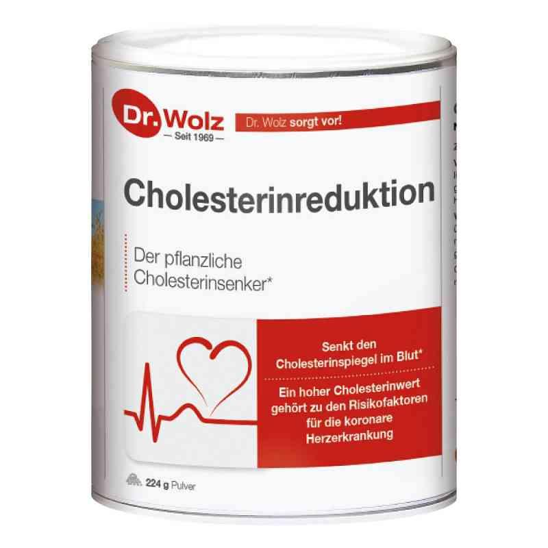 Dr. Wolz Cholesterinreduktion obiniżenie cholesterolu proszek  zamów na apo-discounter.pl