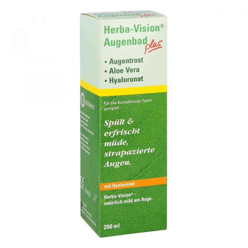 Herba-vision Augenbad plus zamów na apo-discounter.pl