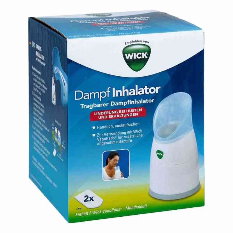 Wick Dampf Inhalator manuell  zamów na apo-discounter.pl