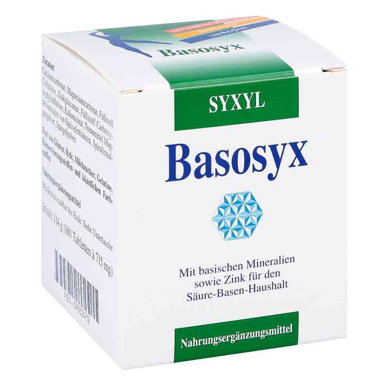 Basosyx Syxyl tabletki do żucia  zamów na apo-discounter.pl
