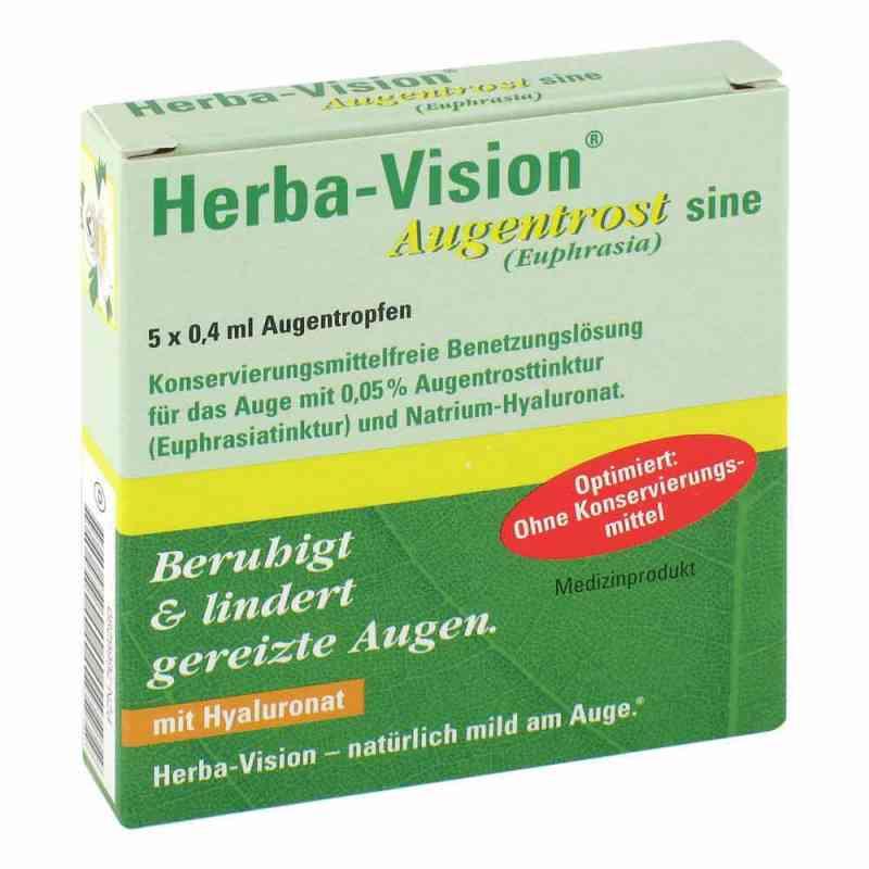 Herba Vision krople do oczu ze świetlikiem  zamów na apo-discounter.pl