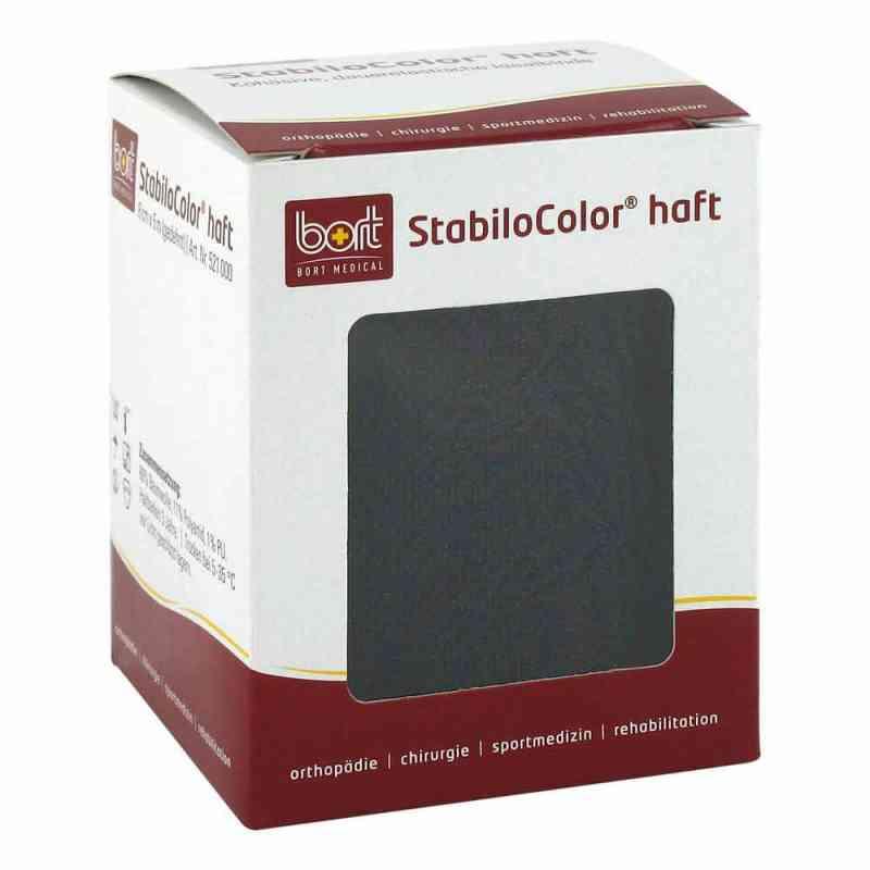 Bort Stabilocolor opaska stabilizująca czarna 8 cm  zamów na apo-discounter.pl