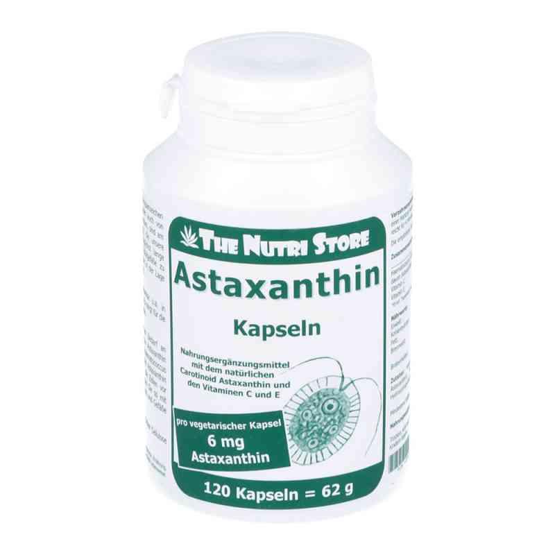 Astaxanthin 6 mg vegetarische Kapseln zamów na apo-discounter.pl