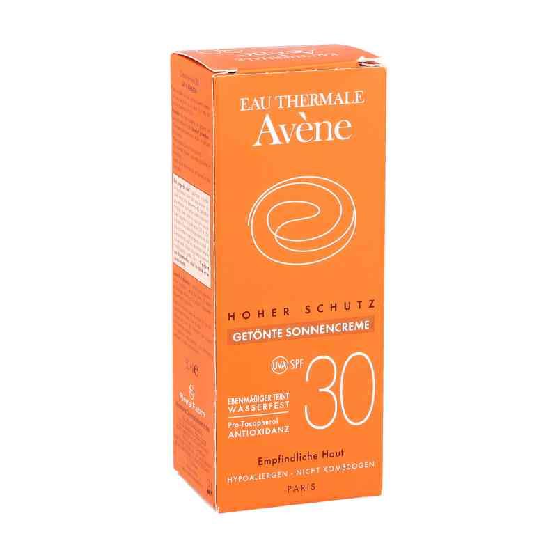 Avene Sunsitive krem przeciwsłoneczny koloryzujący SPF 30 zamów na apo-discounter.pl