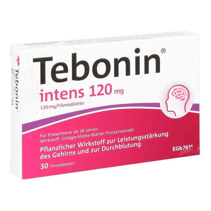 Tebonin intens 120 mg Filmtabl.  zamów na apo-discounter.pl