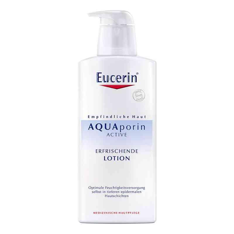Eucerin Aquaporin Active Odświeżający balsam do skóry suchej  zamów na apo-discounter.pl