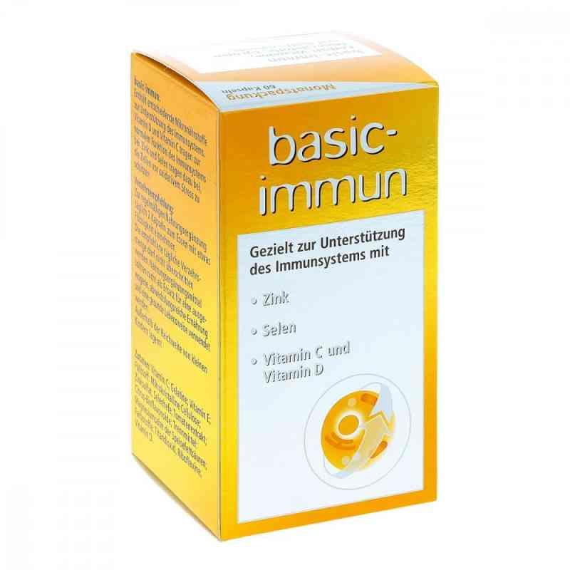 Basic Immun Orthoexpert kapsułki 60 szt. od WEBER & WEBER GmbH & Co. KG PZN 07697599