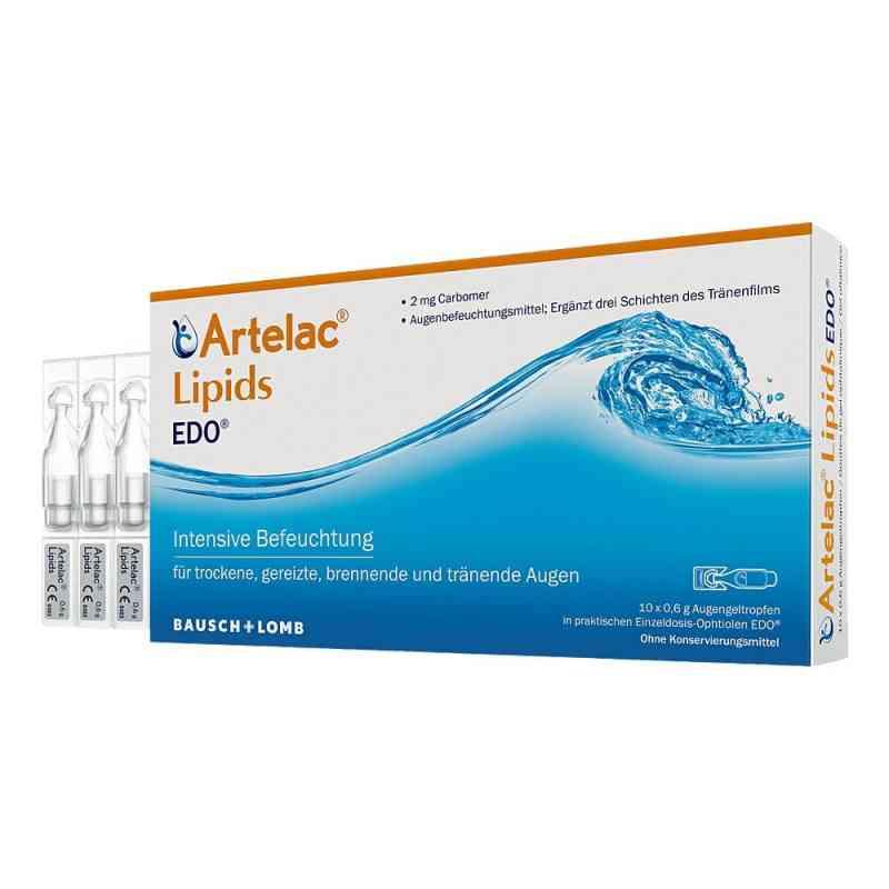 Artelac Lipids Edo Augengel  zamów na apo-discounter.pl