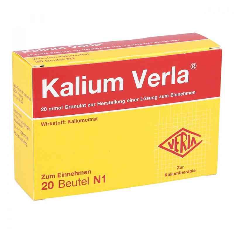 Kalium Verla Granulat Btl. zamów na apo-discounter.pl
