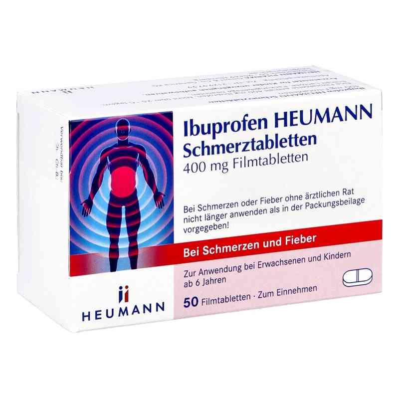 Ibuprofen Heumann Tabletki przeciwbólowe   zamów na apo-discounter.pl