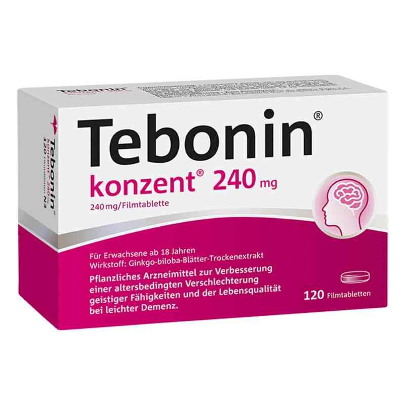 Tebonin konzent 240 mg tabletki powlekane  zamów na apo-discounter.pl