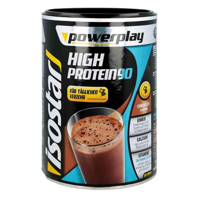 Isostar Powerplay High Protein 90 Schoko Pulver  zamów na apo-discounter.pl