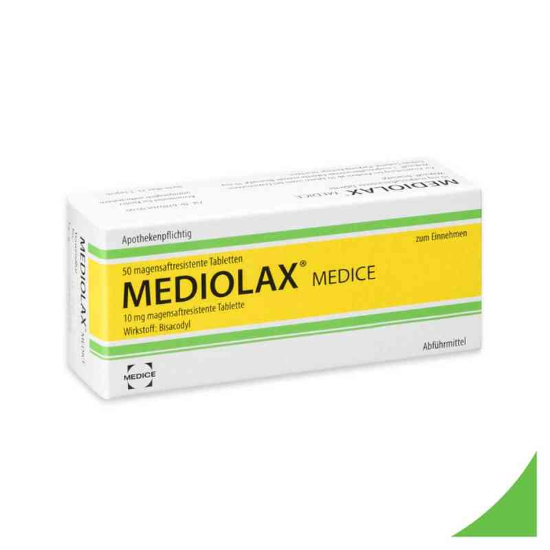 Mediolax Medice Tabl. magensaftr.  zamów na apo-discounter.pl