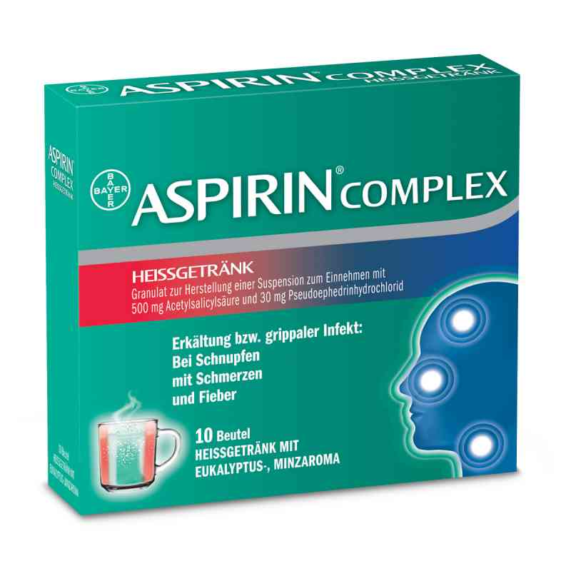 Aspirin Complex Heissgetraenk Btl.  zamów na apo-discounter.pl