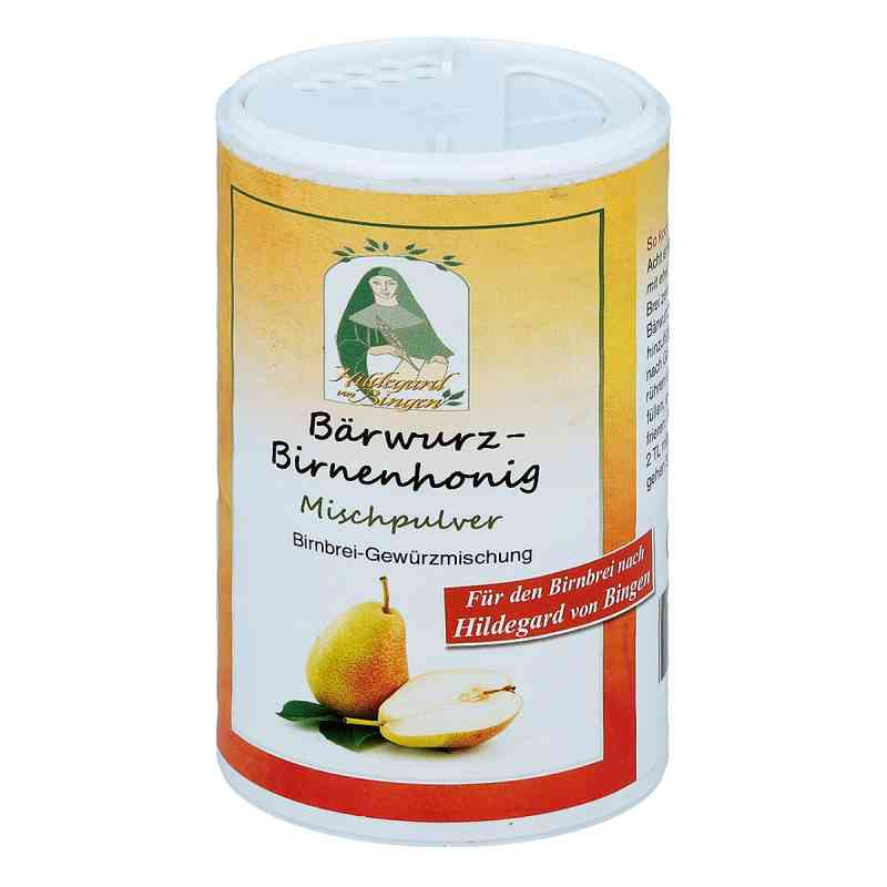 Baerwurz Birnenhonig proszek 70 g od Gutsmiedl Natur-Produkte GmbH PZN 07791625