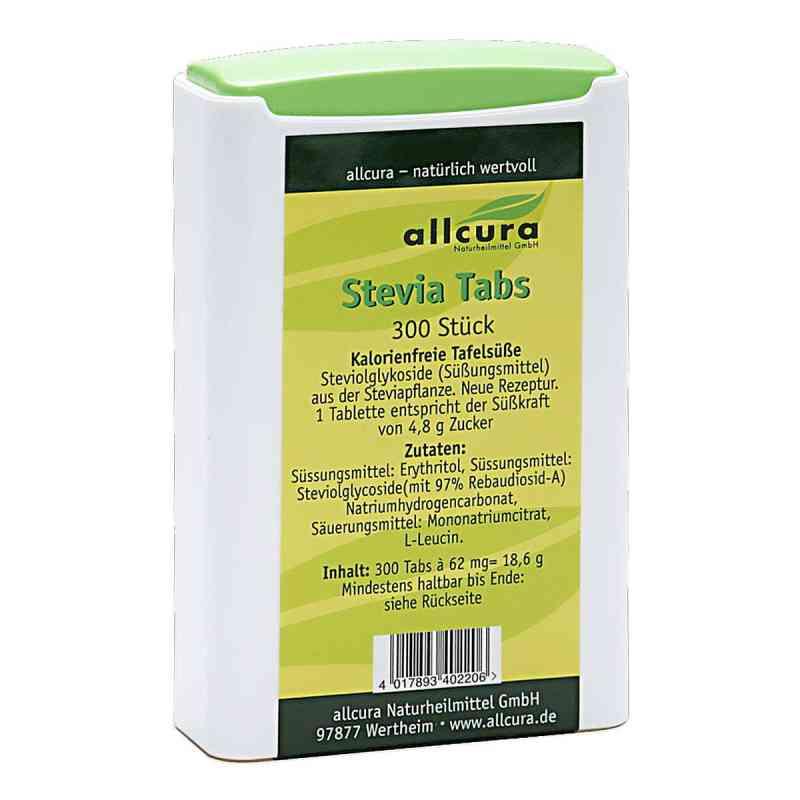 Stevia słodzik w tabletkach  zamów na apo-discounter.pl