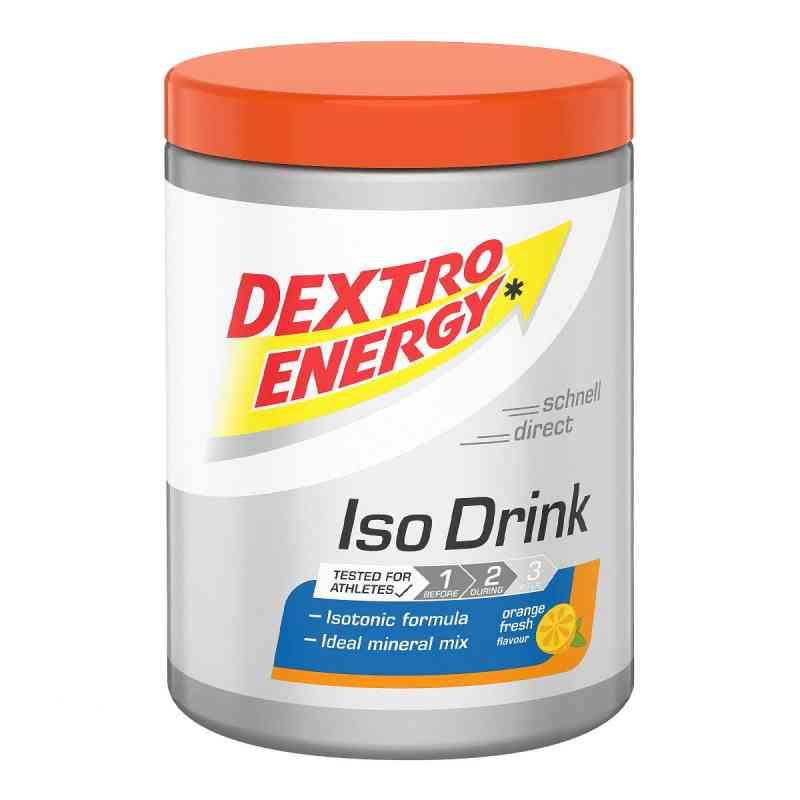 Dextro Energy Iso Drink proszek o smaku pomarańczowym  zamów na apo-discounter.pl