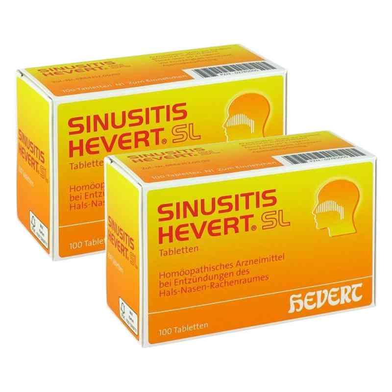 Sinusitis Hevert Sl Tabletten zamów na apo-discounter.pl
