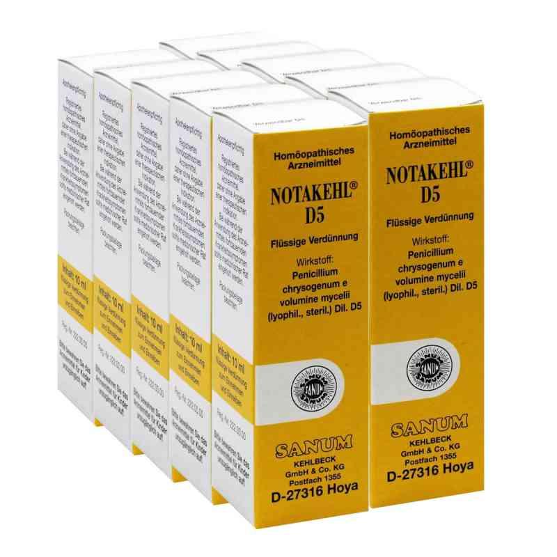 Notakehl D 5 Tropfen zamów na apo-discounter.pl