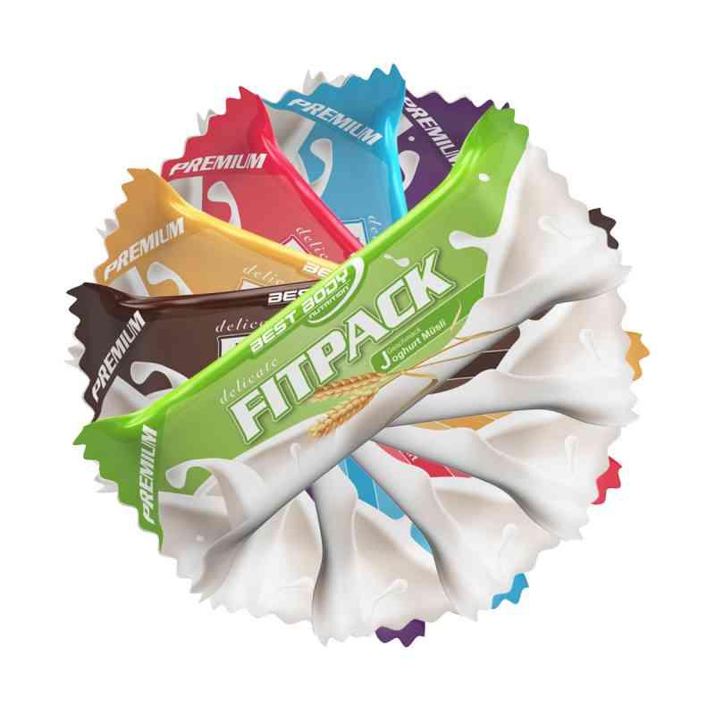 Best Body Nutrition zestaw batoników zamów na apo-discounter.pl
