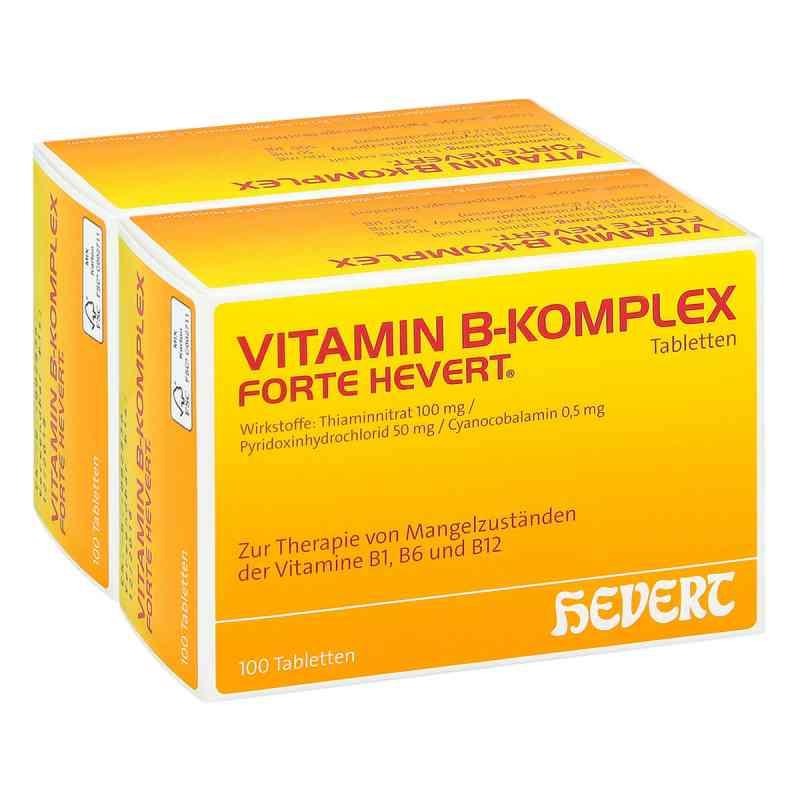 Vitamin B Komplex forte Hevert Tabletten zamów na apo-discounter.pl