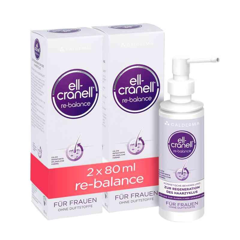 Ell-Cranell re-balance tonik dla kobiet zamów na apo-discounter.pl