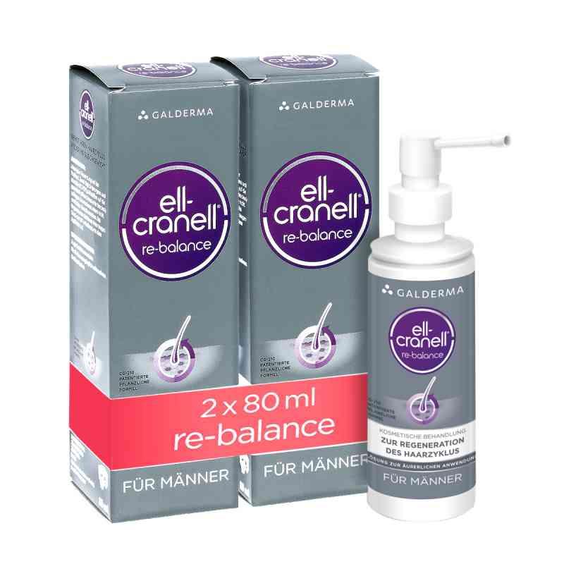 Ell-cranell re-balance Roztwór regenerujący dla mężczyzn na 12 t zamów na apo-discounter.pl