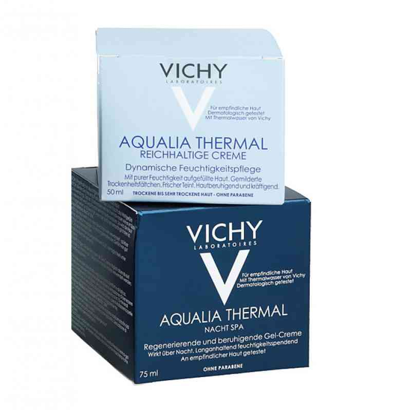 Vichy Aqualia Dzień/Noc zestaw promocyjny  zamów na apo-discounter.pl