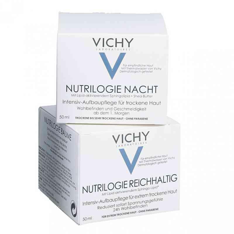 Vichy Nutrilogie Dzień/Noc zestaw promocyjny zamów na apo-discounter.pl