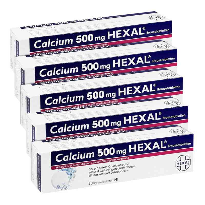 Calcium 500 Hexal Brausetabletten zamów na apo-discounter.pl